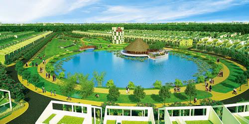 Những điểm nhấn nổi bật của dự án Làng Sen Việt Nam đất nền long an