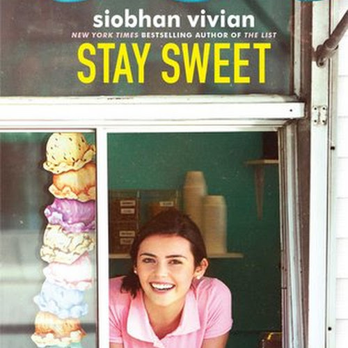 Jennifer L  Armentrout Project   The Book s Buzz Notes On A Book  Stay Sweet by Siobhan Vivian