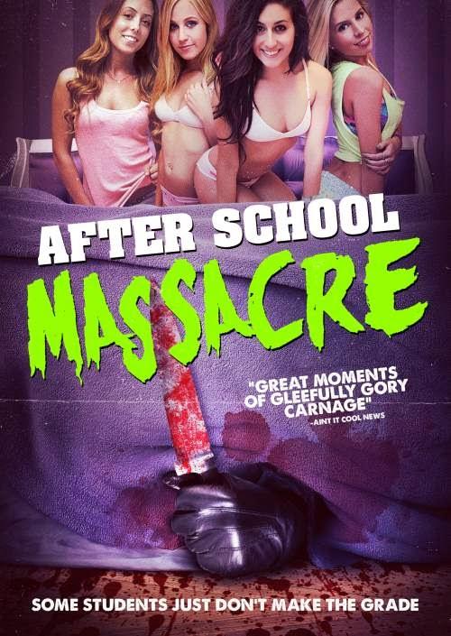 After School Massacre (2014) WEBRip 480p x264 300MB Poster