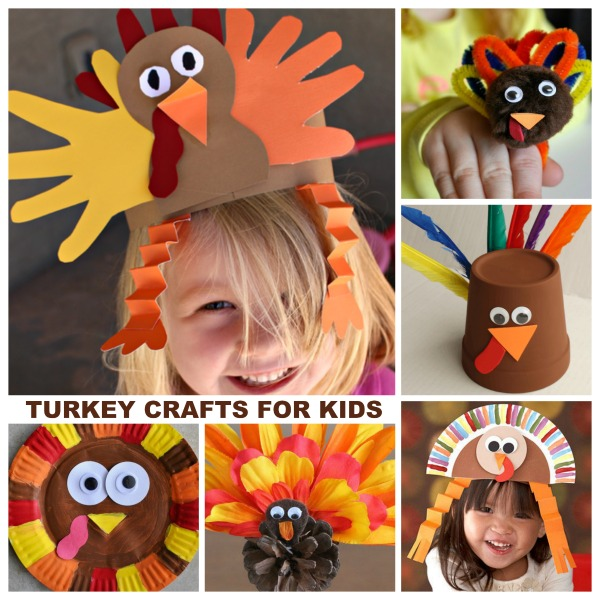 36 ADORABLE THANKSGIVING CRAFTS FOR KIDS- so many fun ideas! #thanksgivingcraftsforkids #turkeycrafts #turkeycraftspreschool #turkeycraftsforkids #turkeycraftsfortoddlers