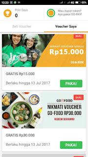 makan gratis via Go-Jek