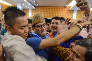 Sukses Menghipnotis Pulau Jawa, PAN Akan Bawa Sandiaga Keliling Sumatera