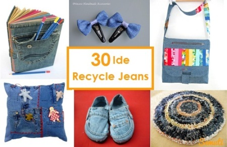 30 Ide Recycle Jeans