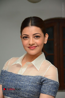 Actress Kajal Agarwal Latest Stills at Khaidi No 150 Movie Interview  0001.JPG