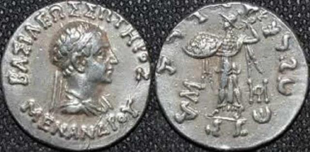 Μένανδρος: Ο Άγνωστος Έλληνας Βασιλέας της Ινδίας