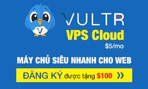 Máy chủ VPS Cloud cho web