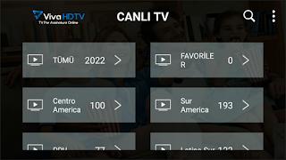 Bu Apk ile Android Telefonda Herşeyi Yapabilirsiniz TV Kanalları izle