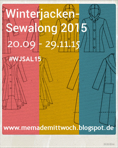 Winterjacken Sew Along 2015