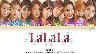 TWICE - LALALA