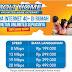 Paket Bolt Home Unlimited ( Internet Untuk di Rumah )