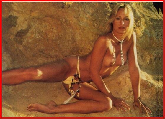 Sandahl bergman nude