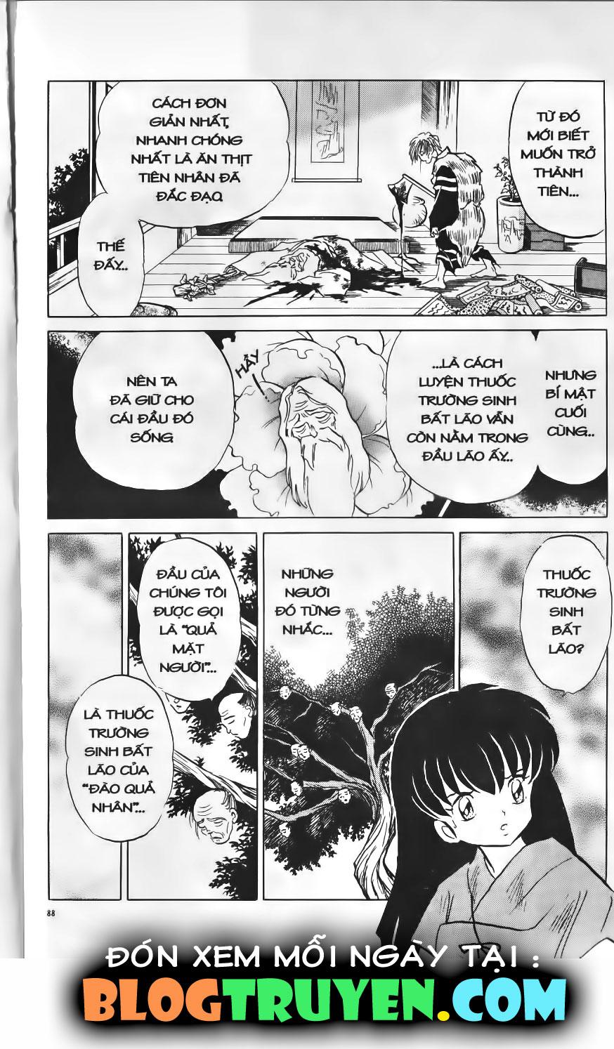 Inuyasha vol 09.5 trang 13