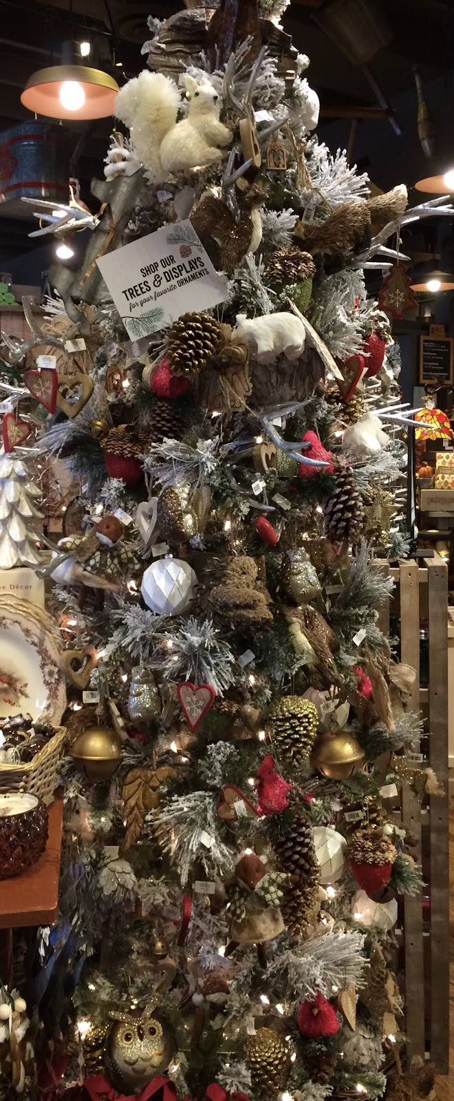 Nanaland: Cracker Barrel Christmas