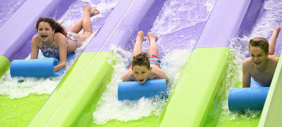GIVEAWAY: Deep River Waterpark Tickets | Wonderfully Chaotic