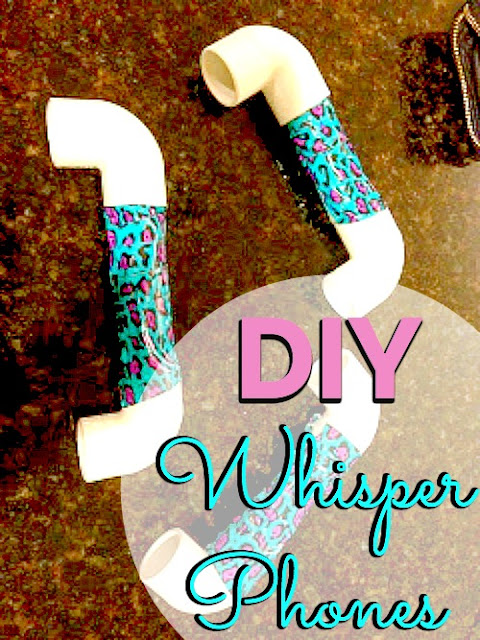 Learn how to make these cheap and easy Whisper Phones for your Reading Block in the Classroom!