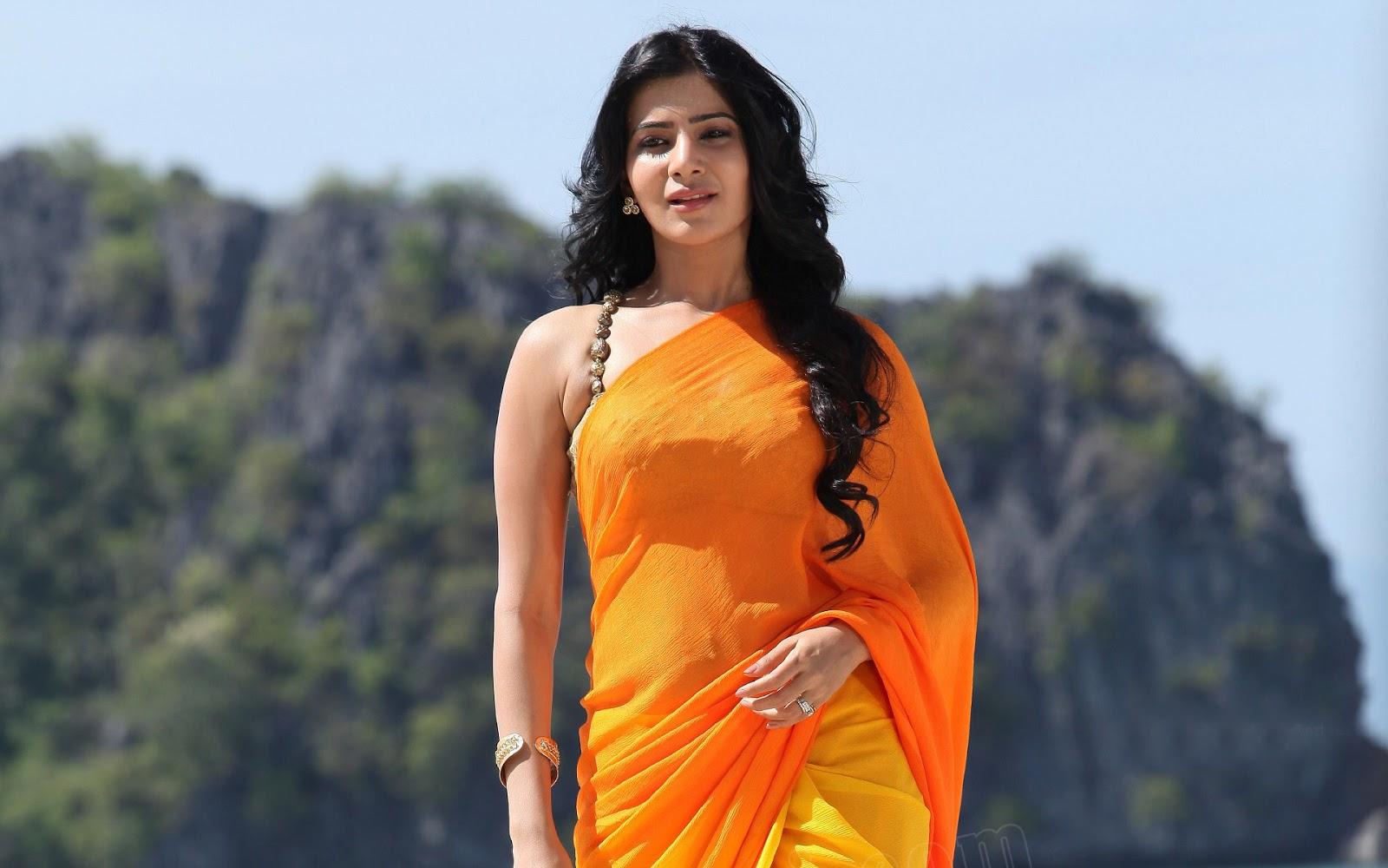 Bollywood actress images and hd wallpapers samantha ruth - South indian actress wallpaper ...