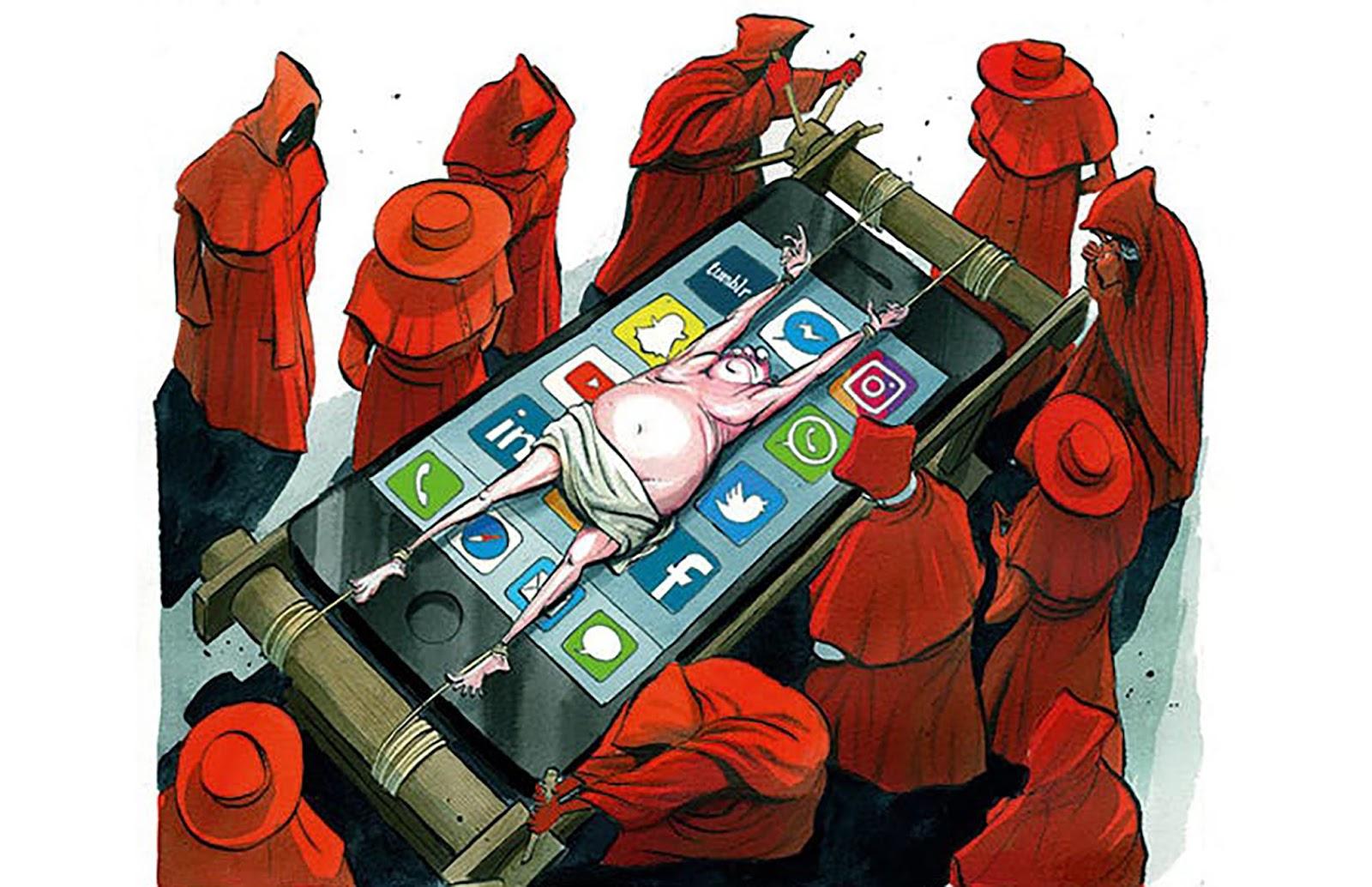 """Résultat de recherche d'images pour """"se faire lyncher sur les réseaux sociaux humour"""""""