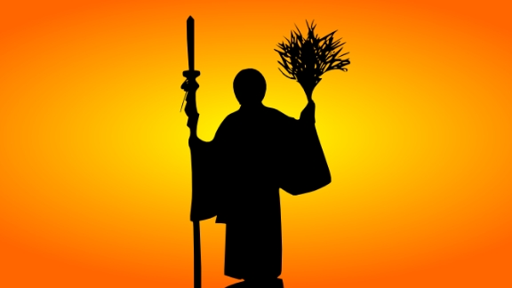 人文研究見聞録: 鎮魂祭と十種神...