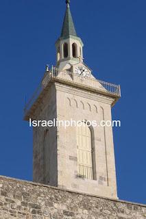 Kerken in Israel