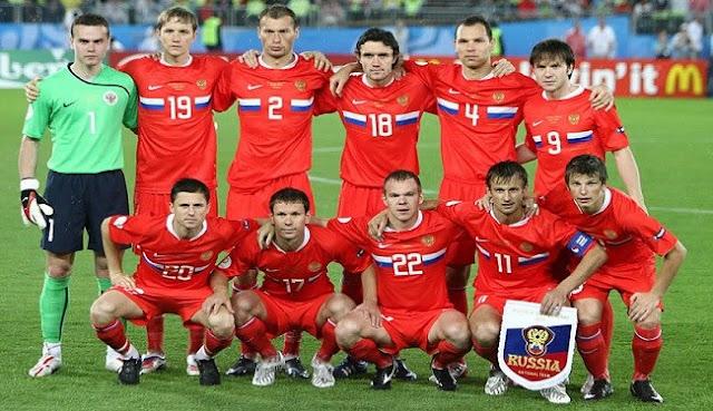 Tuan rumah Piala Dunia dengan status underdog