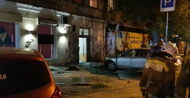 У центрі Одеси прогримів вибух, постраждав директор охоронної фірми