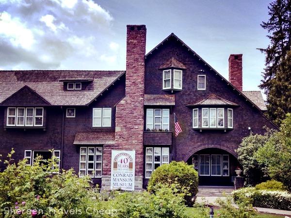Kalispell Conrad Mansion
