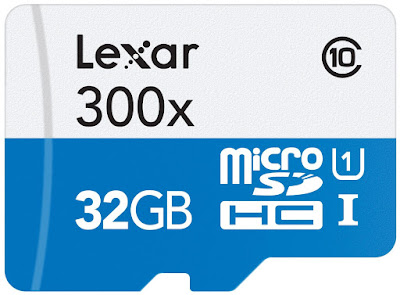 Lexar High-Performance 32 GB