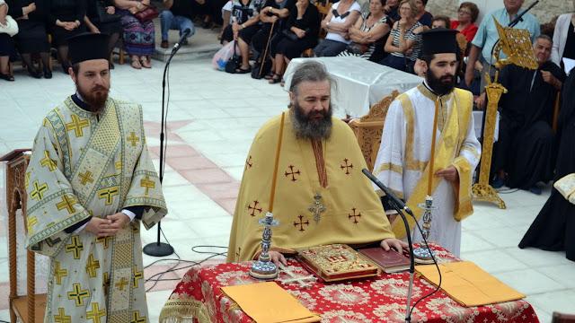 Πλήθος πιστών για προσκύνημα στην Αγία Μαρίνα Μαΐστρου