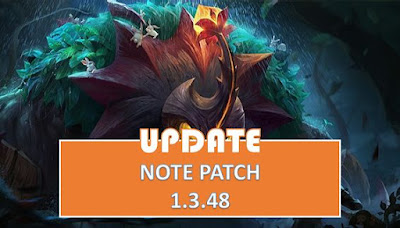 Update Patch 1.3.48 Mobile Legends