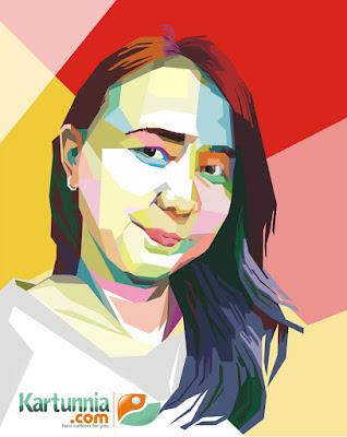 WPAP Foto untuk Profil