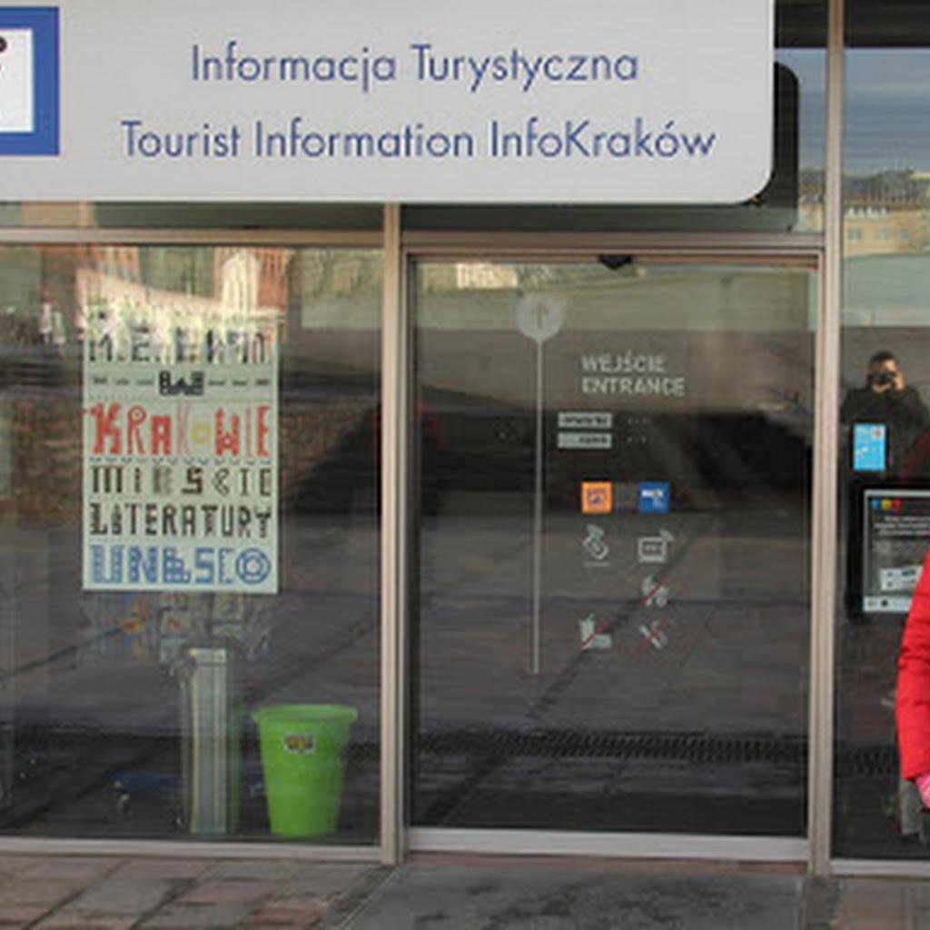 Chcę informacji turystycznej otwartej w weekend!