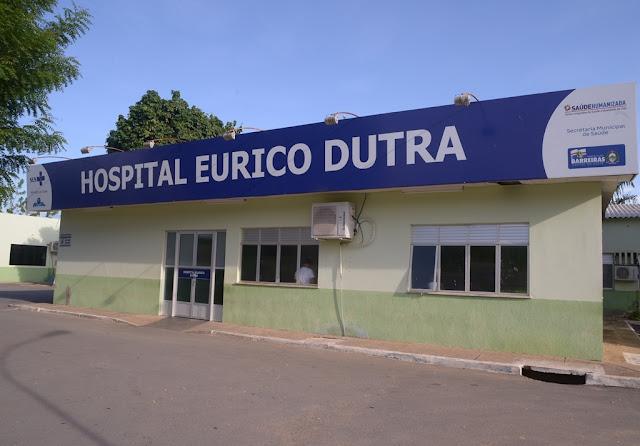 Prefeito Zito Barbosa entrega à população de Barreiras a primeira Ala de Saúde Mental no Hospital Municipal Eurico Dutra
