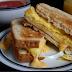 سندوتشات المدرسة البيض بالجبن وجبة مغذية