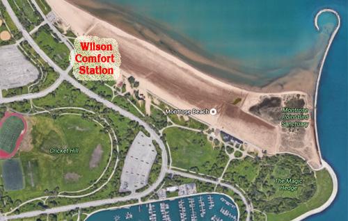 Surf S Up At Wilson Montrose Avenue Beach