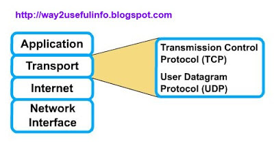 What are UDP and TCP differences