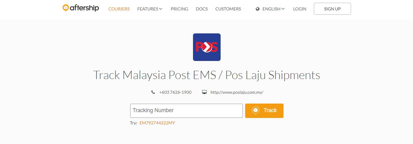 Malaysia Pos Laju 2017 Guide | FISHMEATDIE