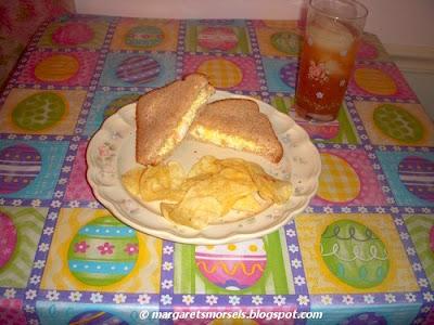 Margaret's Morsels | Egg Salad Sandwiches