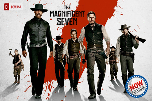 Film THE MAGNIFICENT SEVEN Bioskop