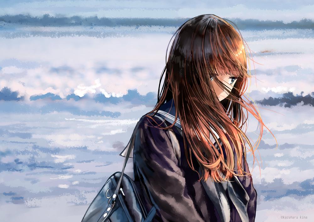 Digital Art By 和遥キナ(カズハルキナ)(Kazuharu Kina)