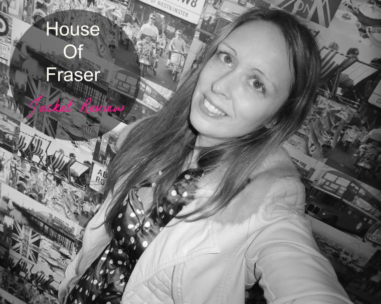 House Of Fraser Review:  Jane Norman Jacket
