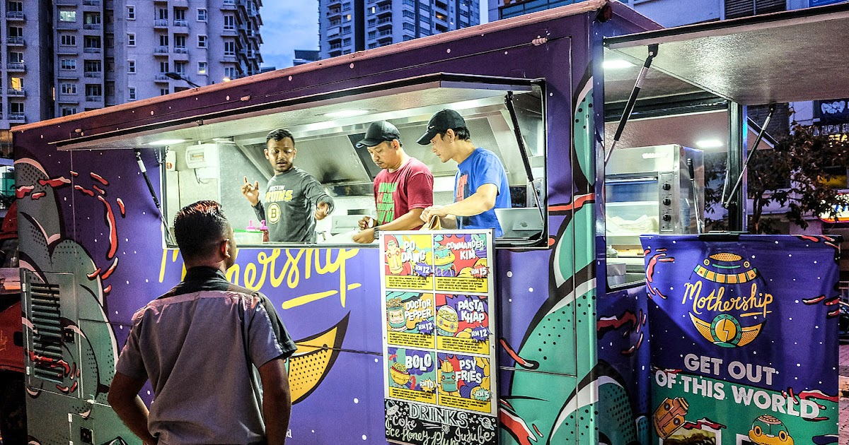 The Mothership Food Truck