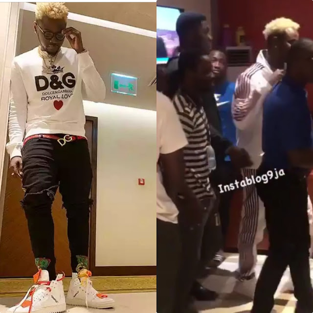 Babcock students rants on Kizz daniel after collecting N3m without performing.