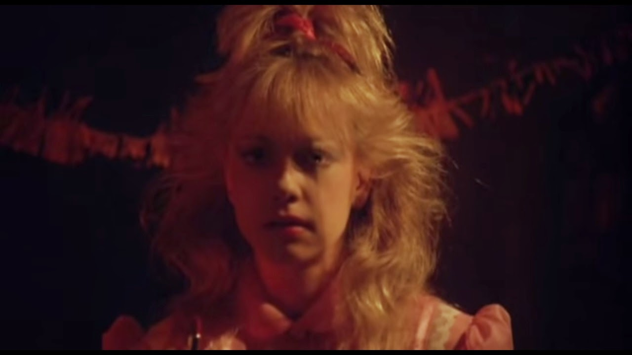Amelia Kinkade Night Of The Demons rotten reelz reviews: linnea quigley week: night of the demons