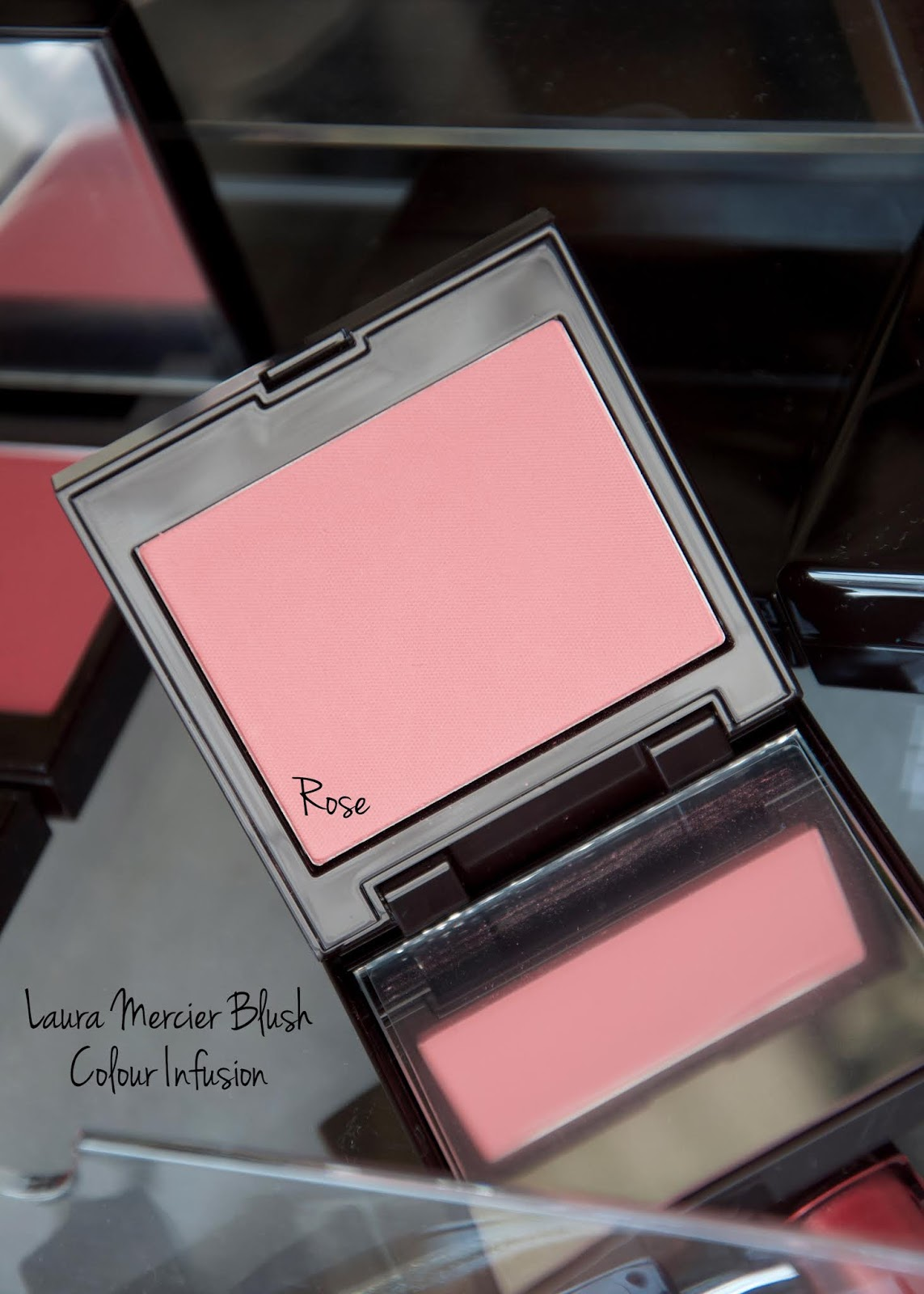 Laura Mercier Blush Color Infusion Swatches