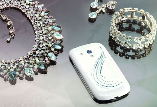 Samsung Galaxy S3 Mini Crystal