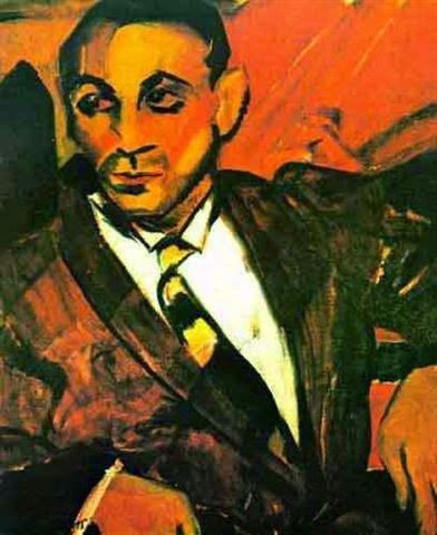 O Homem Amarelo - Anita Malfatti e suas principais pinturas ~ Pintora brasileira
