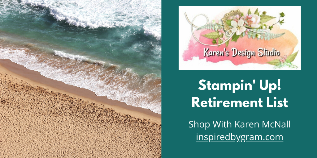 Stampin' Up! Retirement List