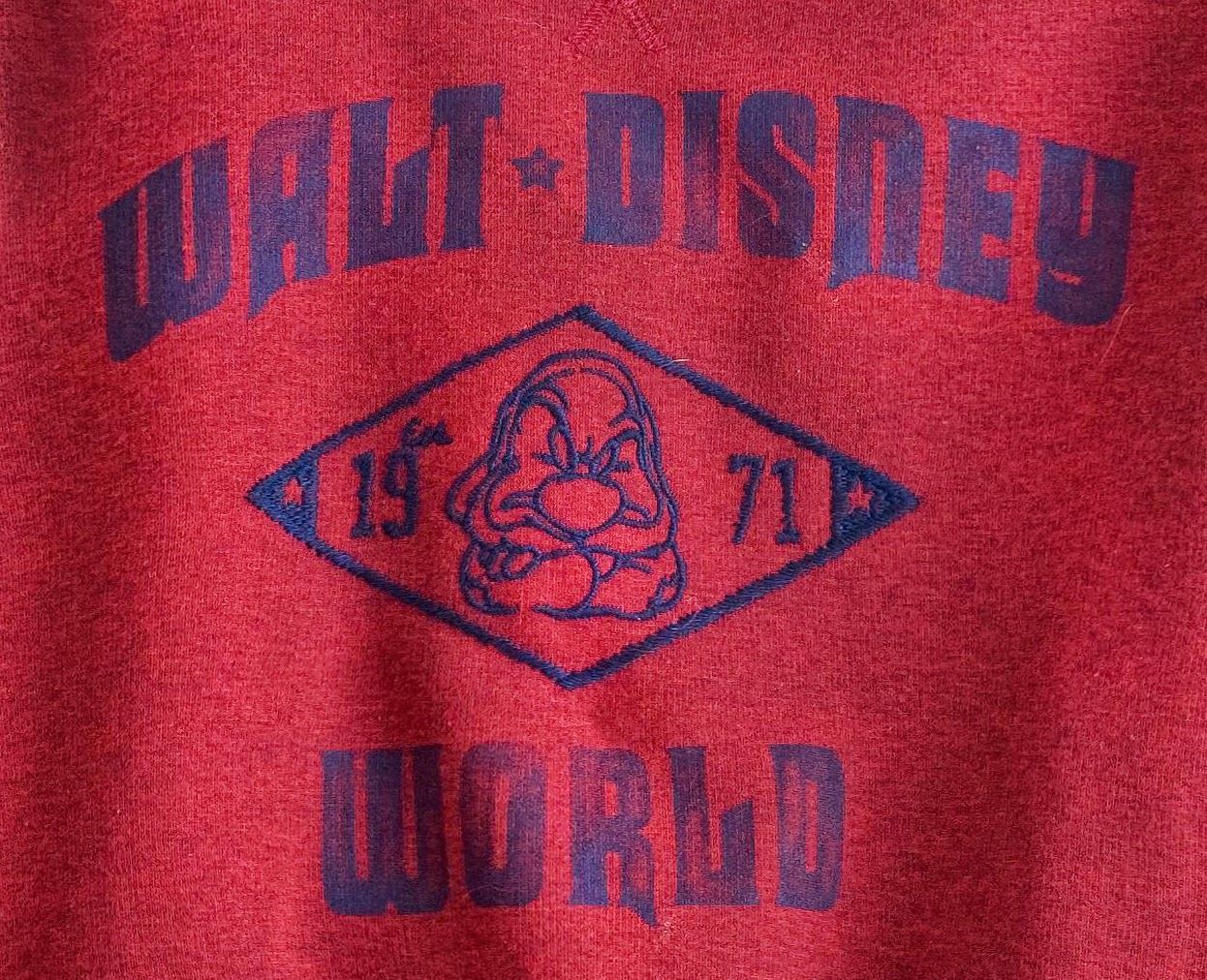 c4bbaea35b First available at the park and then online at the Disney Store in February  2015. 80% cotton 20% polyester. Retail  49.95.