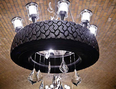 Creative Reused Lamps and Light Designs (40) 27