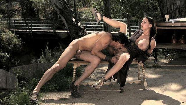 Порно фото пародии фильмы